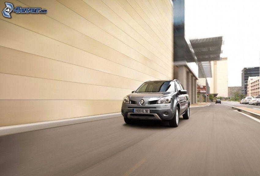 Renault, velocità