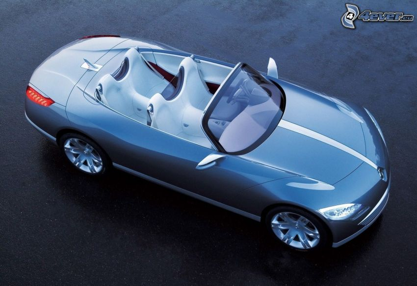 Renault Nepta, cabriolet