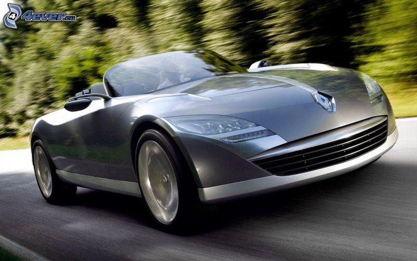 Renault Nepta, concetto, cabriolet, velocità