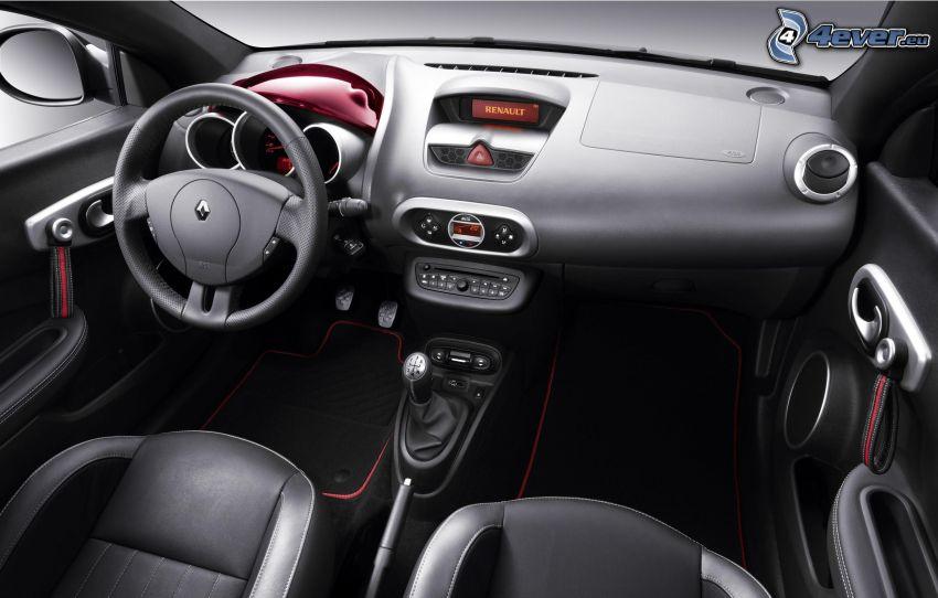 Renault Wind, interno