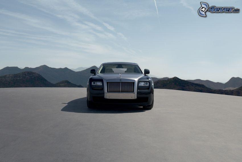 Rolls-Royce, montagna