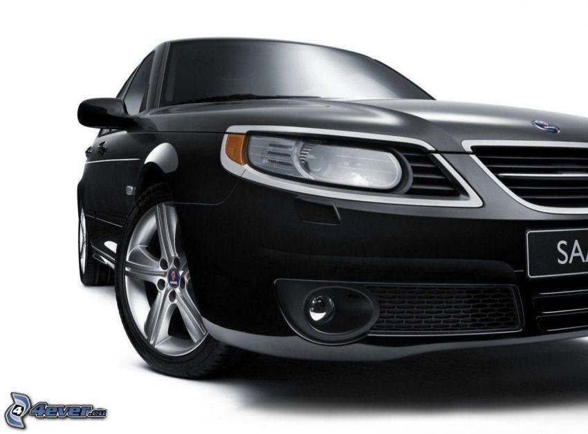 Saab 9-5, faro automobile