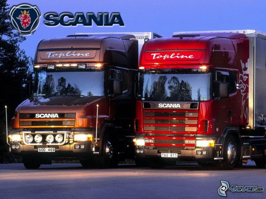 Scania, camion