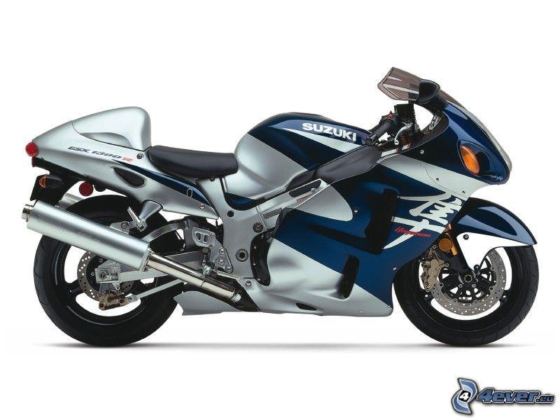 Suzuki, motocicletta, tuning