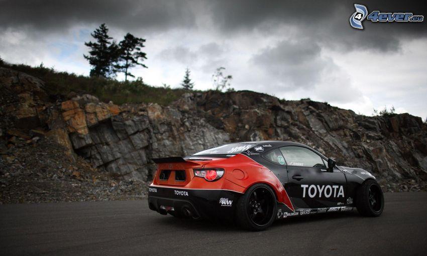 Toyota, auto sportive