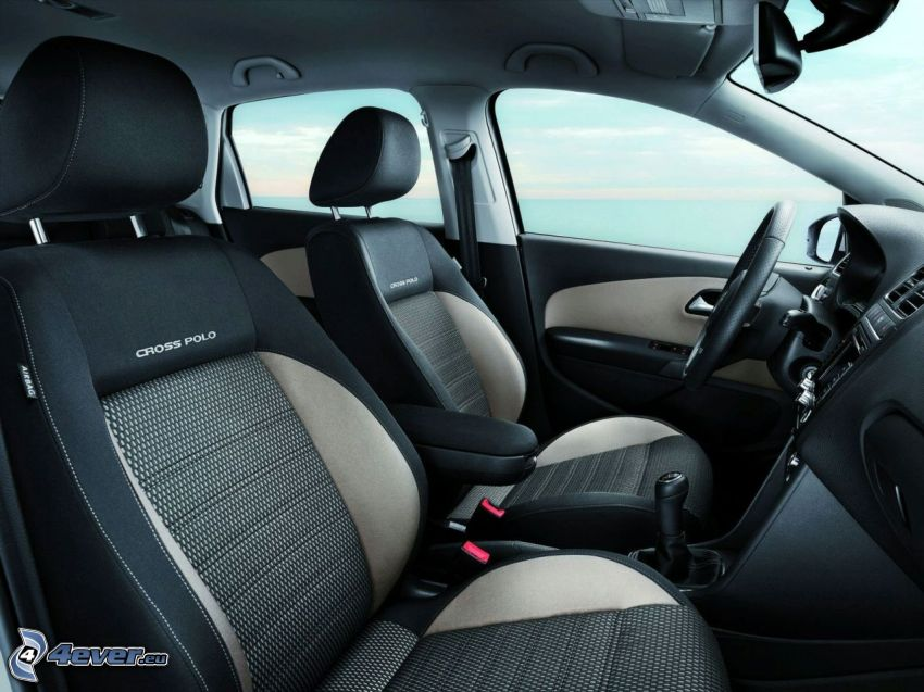 Volkswagen Cross Polo, interno