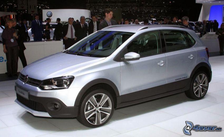 Volkswagen Cross Polo, mostra, salone dell'automobile
