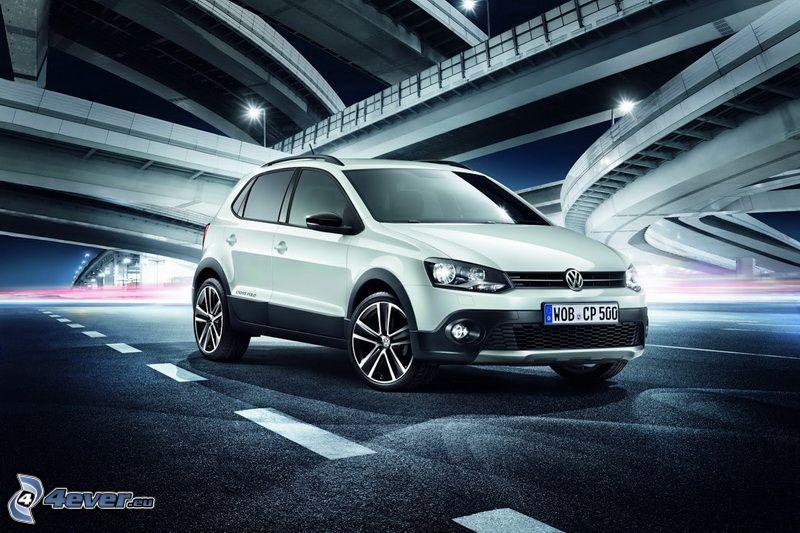Volkswagen Cross Polo, ponti