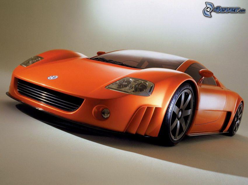 Volkswagen Nardo, auto sportive