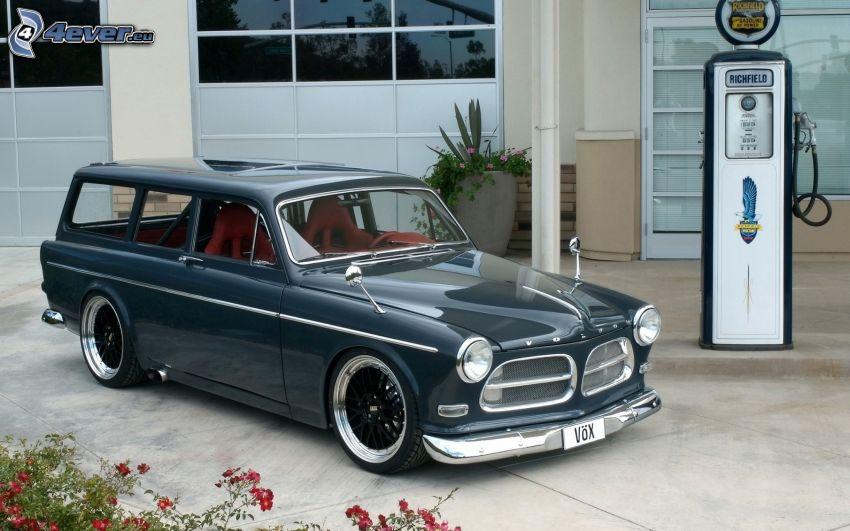 Volvo, veicolo d'epoca
