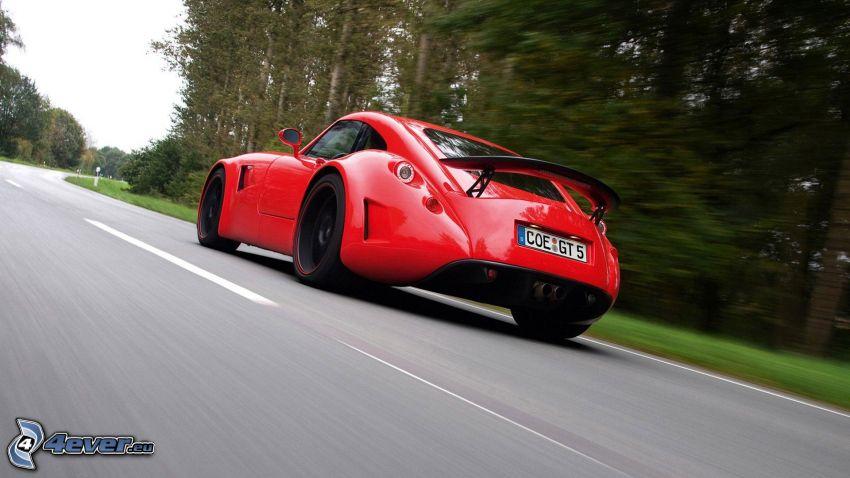 Wiesmann GT MF5, strada, velocità