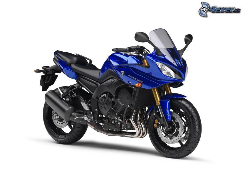 Yamaha YZF-R6, motocicletta