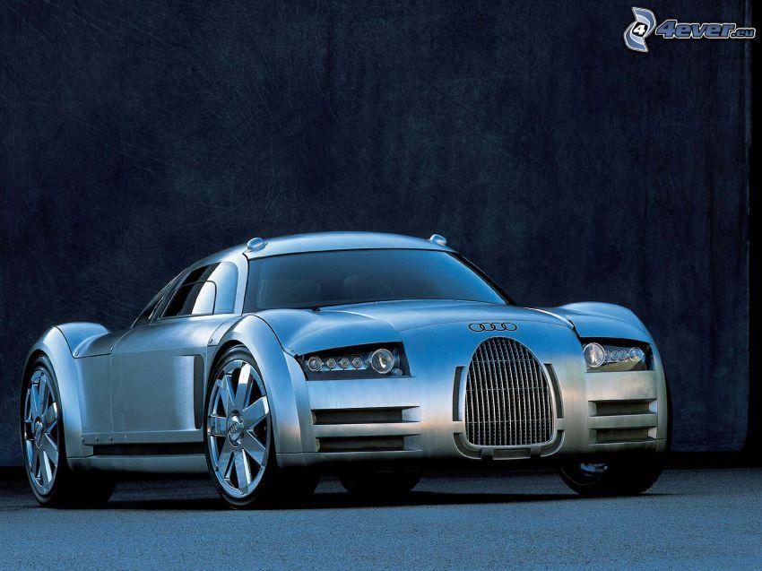 Audi Rosemeyer, concetto, auto sportive