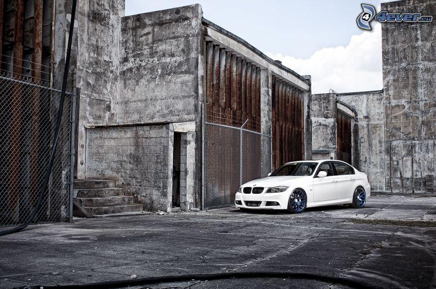 BMW, muri