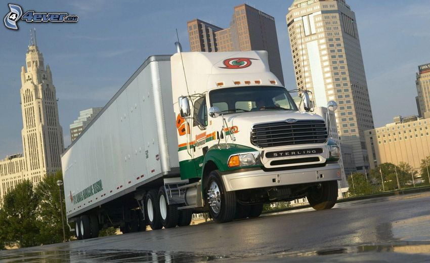 camion, case