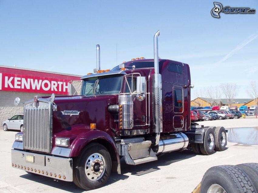 Kenworth T2000, camion americano
