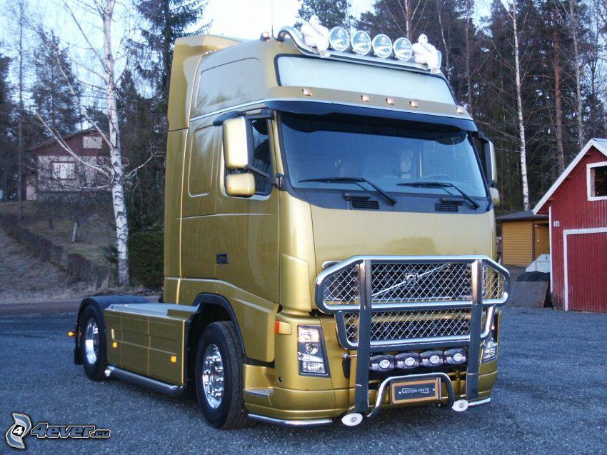 Volvo FH16, Volvo