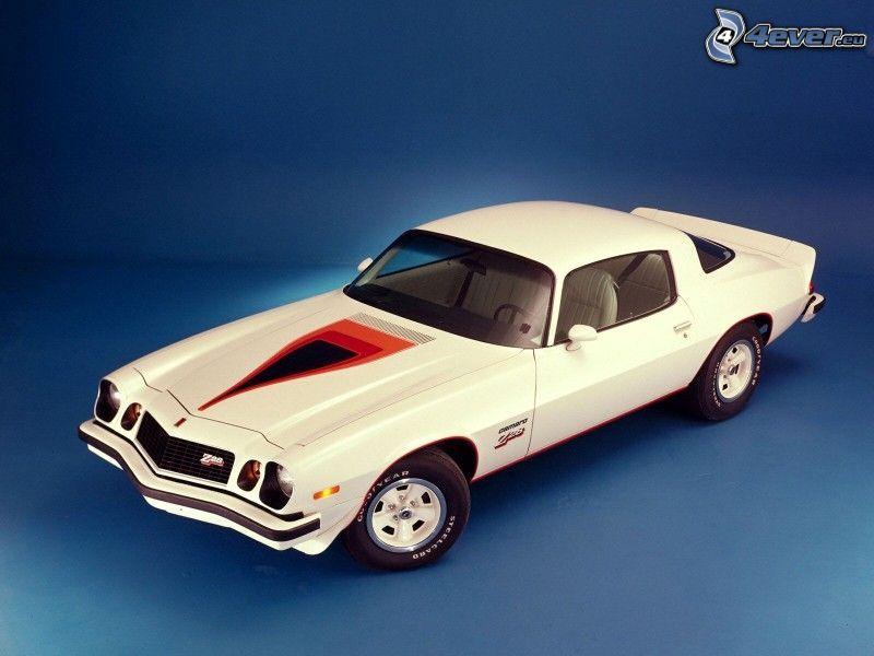 Chevrolet Camaro, 1976