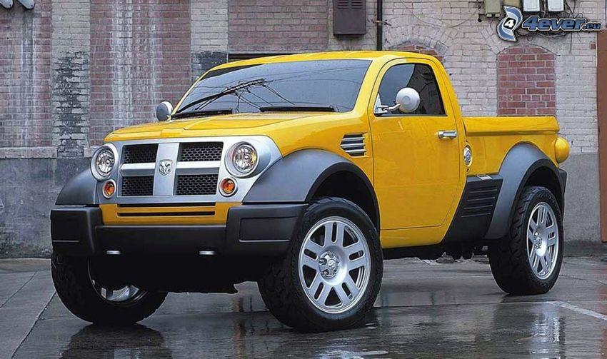 Dodge, auto off road