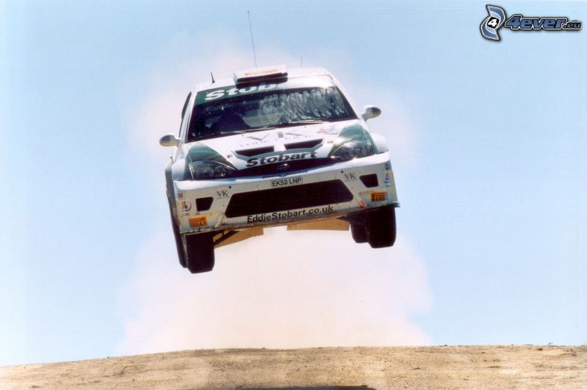 Ford Escort, salto
