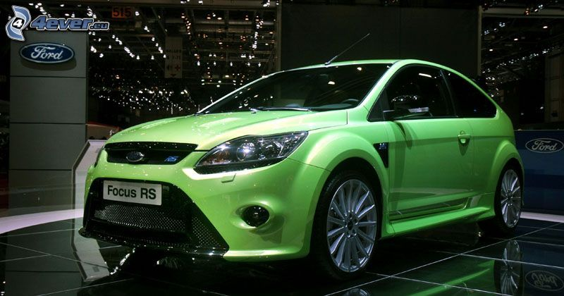 Ford Focus RS, Salone di Ginevra