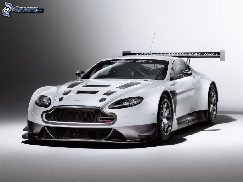 Aston Martin V12 Vantage, auto da corsa