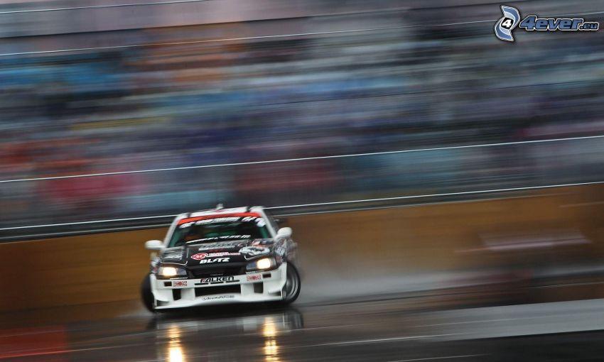 auto da corsa, drifting