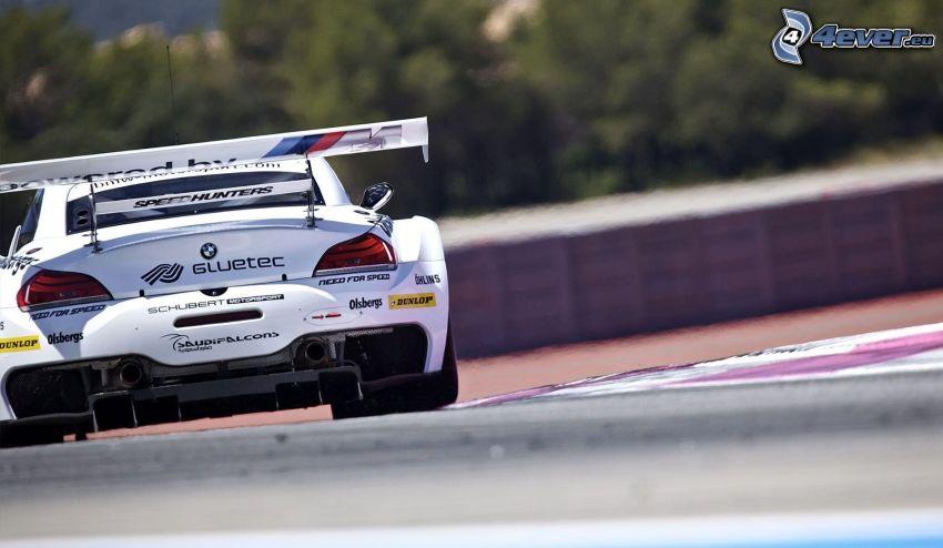 BMW, auto da corsa