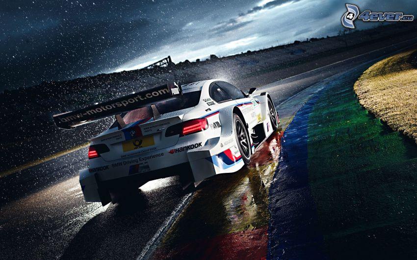BMW M3, curva