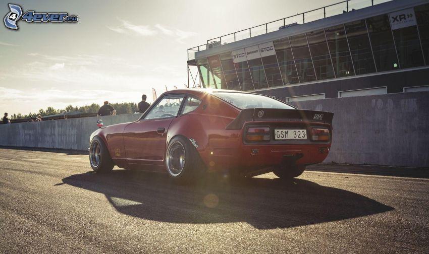 Datsun 510, circuito da corsa