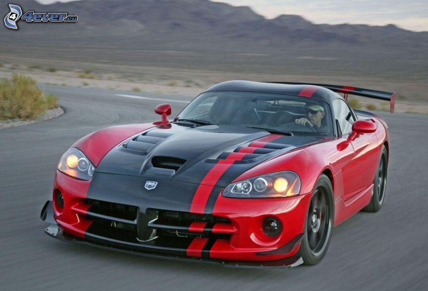 Dodge Viper, velocità