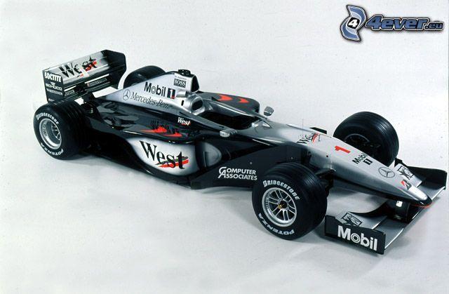 F1 McLaren Mercedes, formula, monoposto