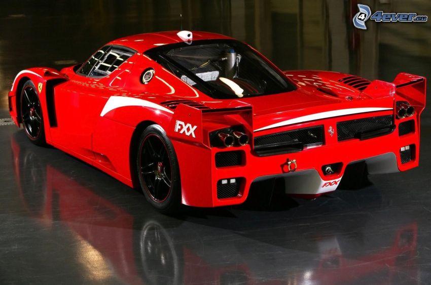 Ferrari Enzo, auto da corsa