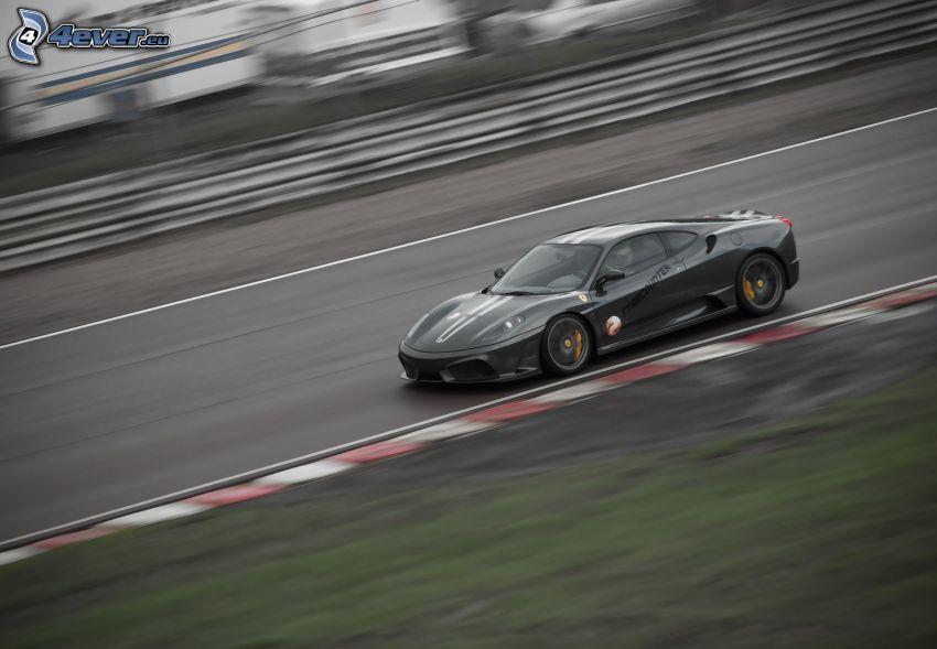 Ferrari F430, velocità, circuito da corsa