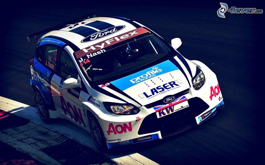 Ford Focus, auto da corsa