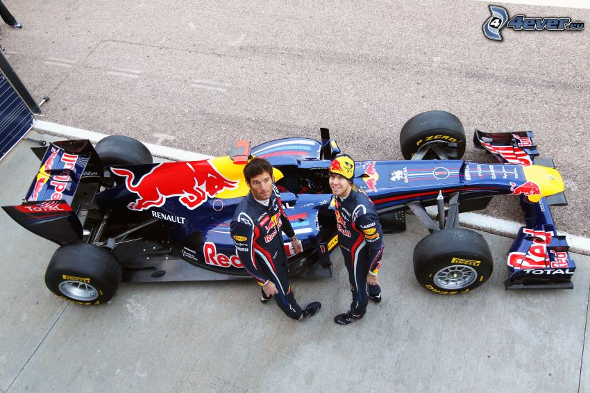 formula, gareggiatori