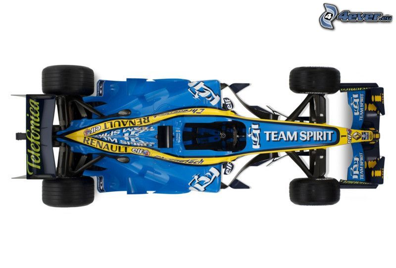 formula, Renault
