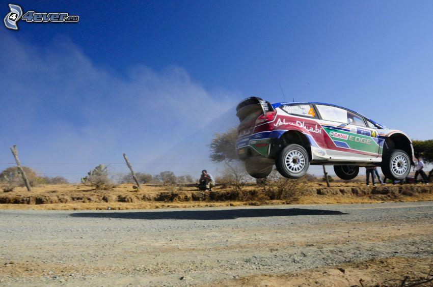 rally, salto