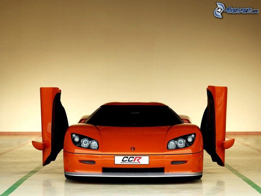 Koenigsegg CCR, auto sportive
