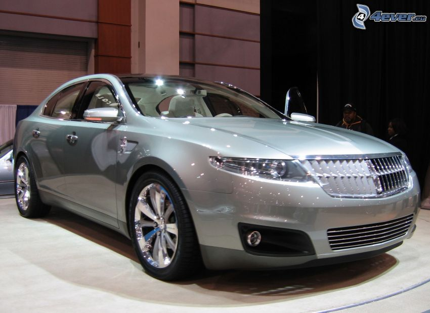 Lincoln MKS, mostra, salone dell'automobile