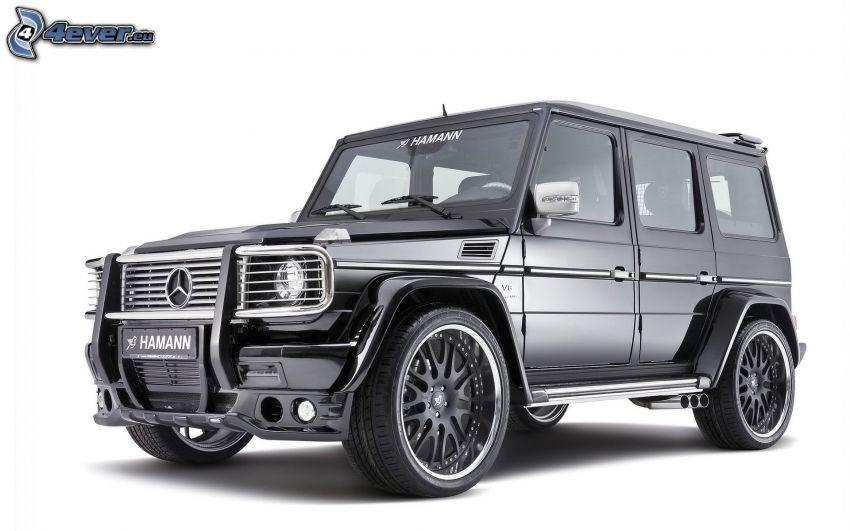 Mercedes-Benz G, Hamann