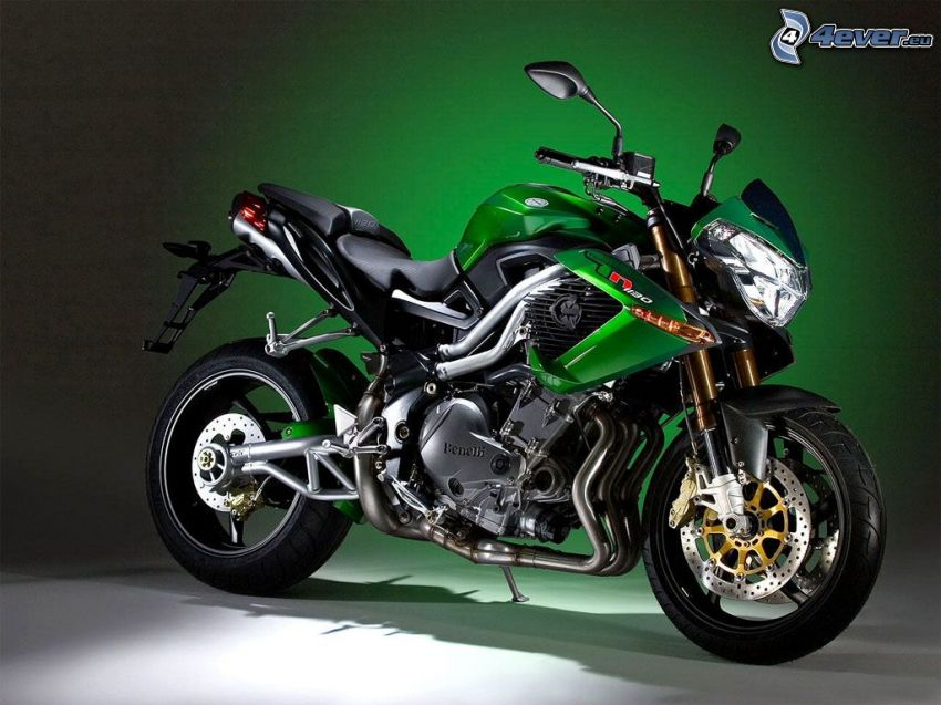 Benelli N-1130, motocicletta
