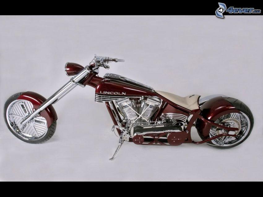 Chopper Lincoln, motocicletta