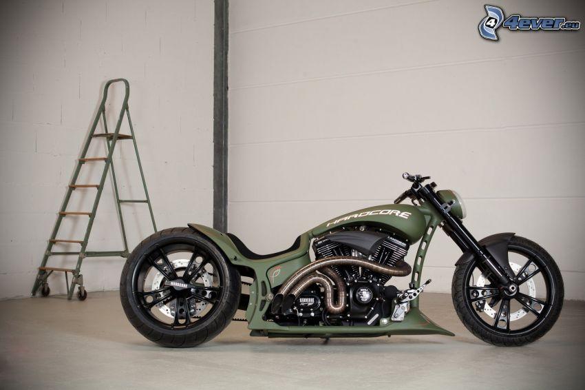 Harley-Davidson, scala