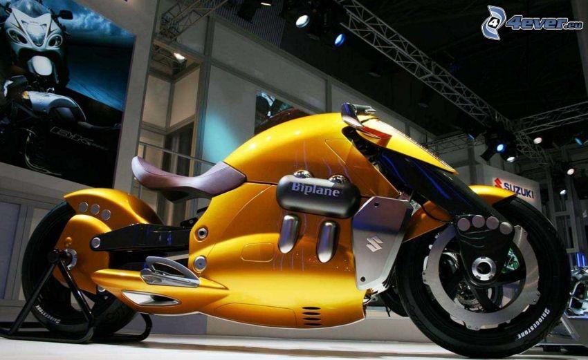 Suzuki, motocicletta, mostra