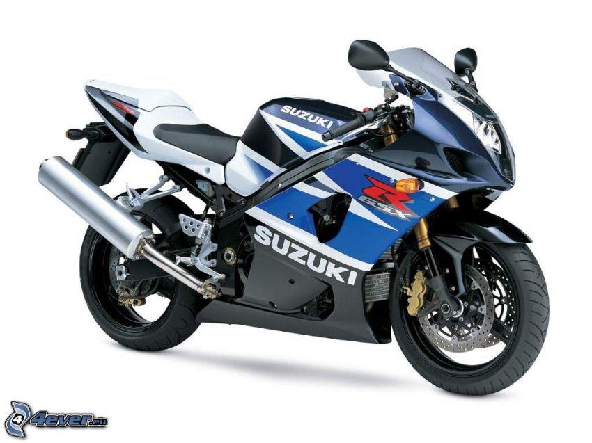 Suzuki GSX-R, motocicletta, Suzuki