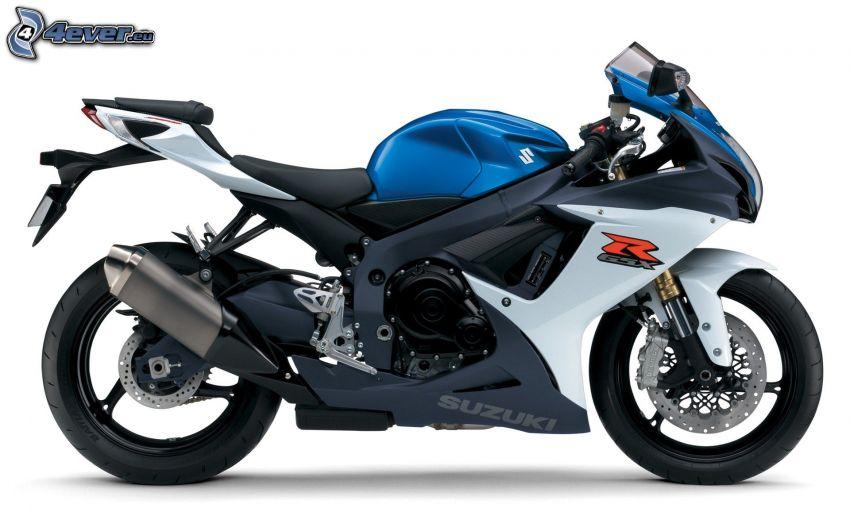 Suzuki GSX-R, motocicletta