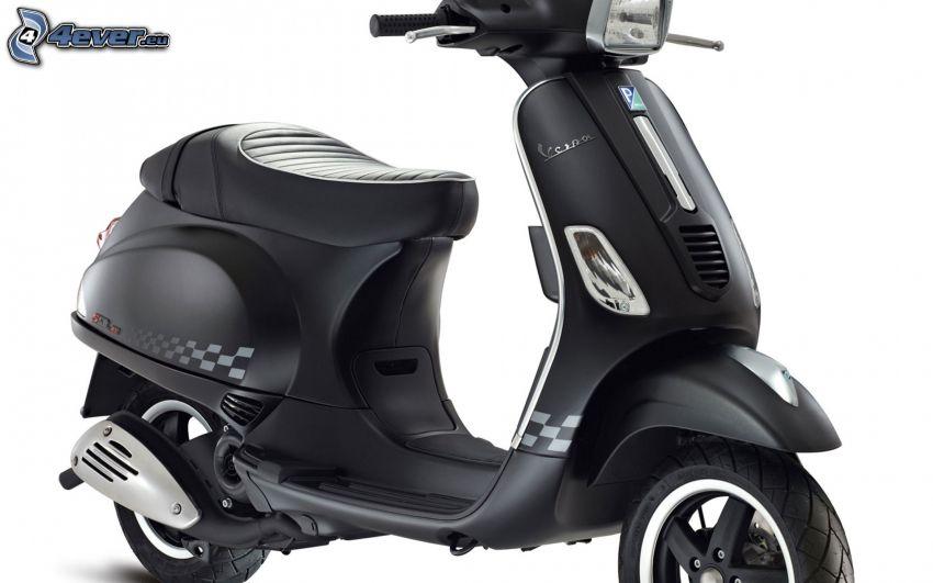 Vespa, scooter