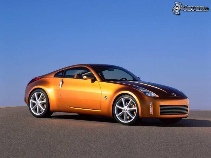 Nissan 350Z, auto sportive