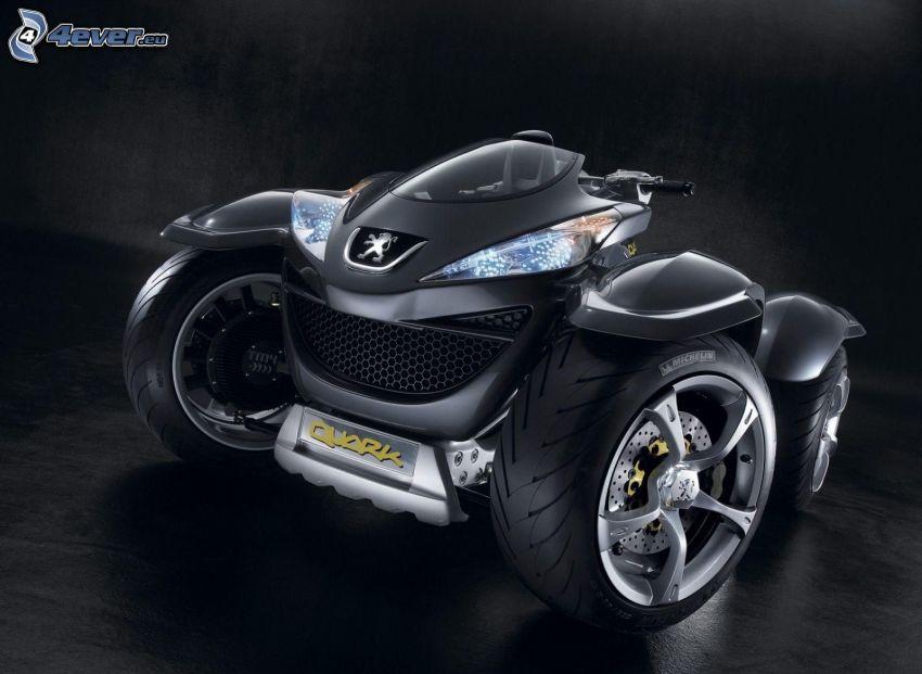 Peugeot, quad